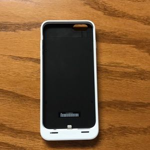 Mophie 6 Plus charging case